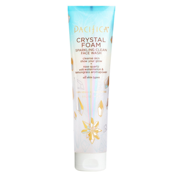 Pacifica Cystal Foam Sparkling Clean Face Wash