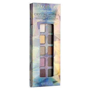Pacifica Crystal Matrix Mineral Eyeshadows