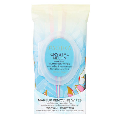 Pacifica Crystal Melon Makeup Removing Wipes