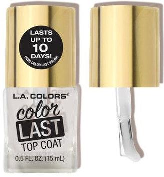 L.A. Colors Color Last Nail Polish