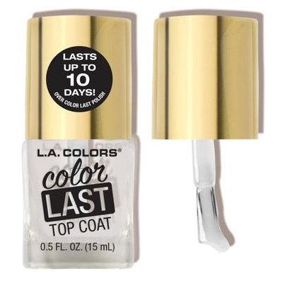 L.A. Colors Color Last Nail Polish,