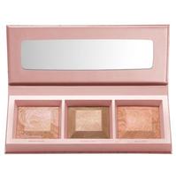 bareMinerals Crystalline Glow Bronzer & Highlighter Palette