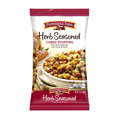 Pepperidge Farm Herb Seasoned Cubed Stuffing