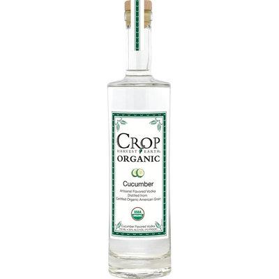 Crop Harvest Earth Organic Cucumber Flavored Vodka