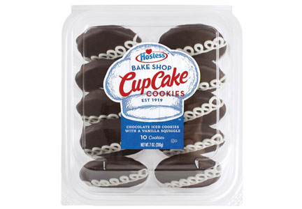 Hostess Bake Shop Cupcake Cookies