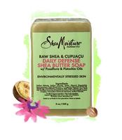 SheaMoisture Raw Shea & Cupuaçu Daily Defense Shea Butter Soap