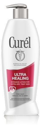 Curél® Ultra Healing Intensive Lotion for Extra-Dry Skin