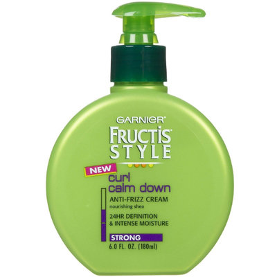 Garnier Fructis Style Curl Calm Down Anti-Frizz Cream