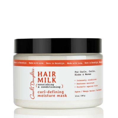 Carol's Daughter Hair Milk Curl-Defining Moisture Mask