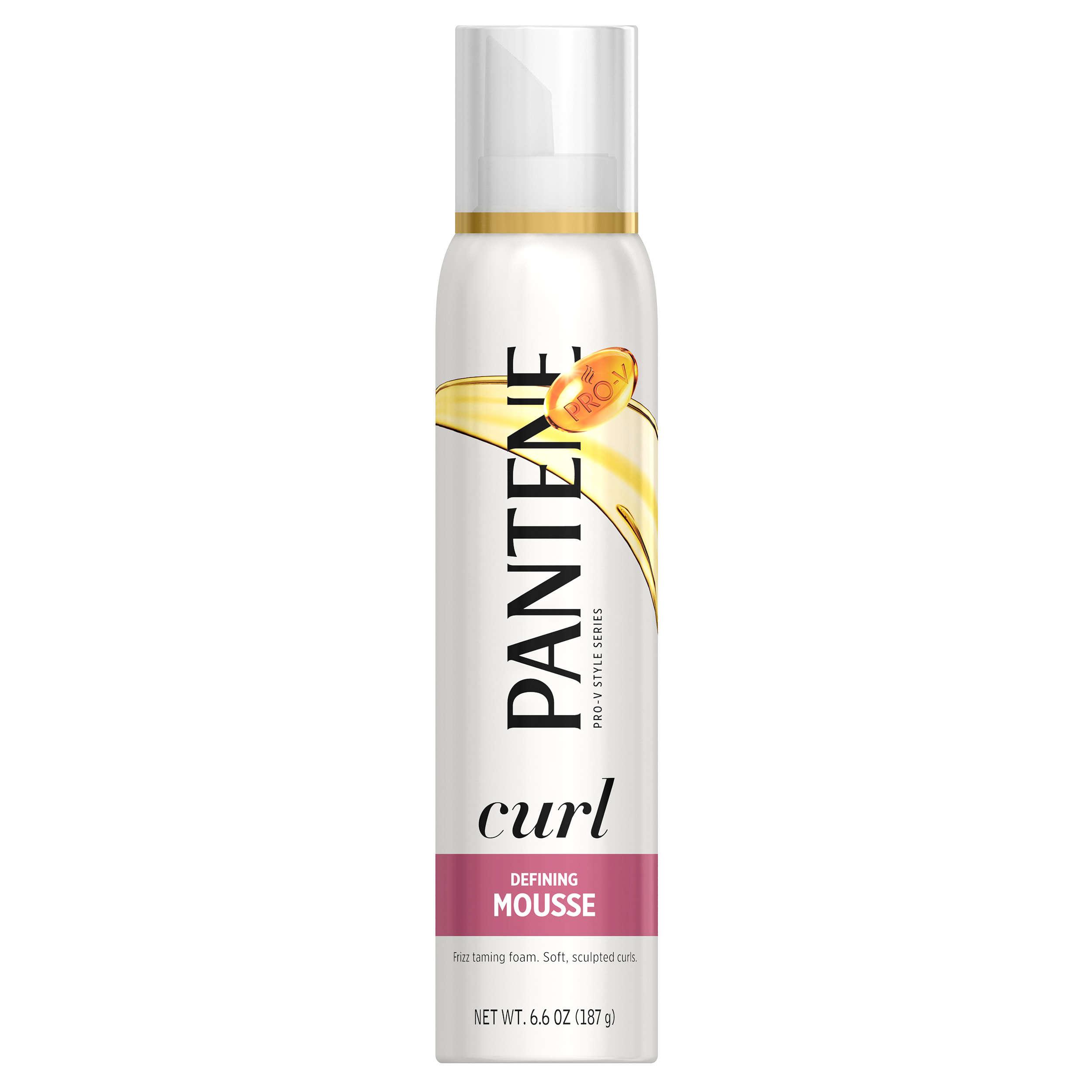 Pantene Pro-V Curl Defining Mousse