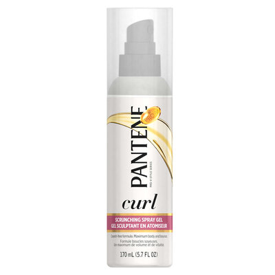Pantene Curl Scrunching Spray Gel
