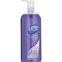 Dial® All Day Freshness Lavender & Twilight Jasmine Antibacterial Body Wash with Moisturizers