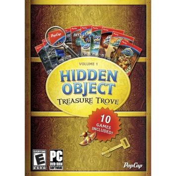 PC Game Hidden Object Treasure Trove Vol 1