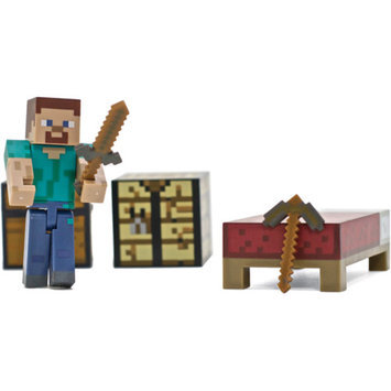 unknown Minecraft Overworld Core Player Survival Pack, Series 1