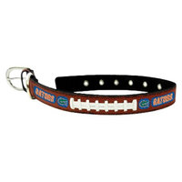 GameWear Florida Gators Classic Leather Medium Football Collar