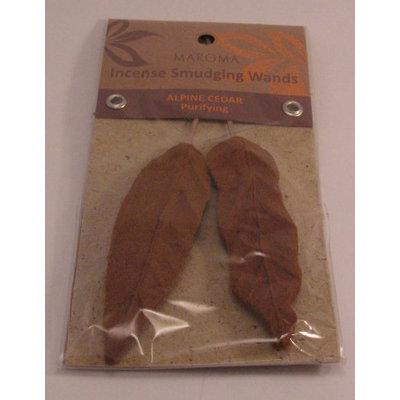 Smudgin Wands Alpine Cedar Maroma 1 Pack