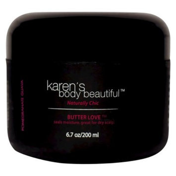 Karen's Body Beautiful Butter Love Pomegrante and Guava - 6.7 oz