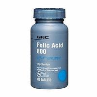 GNC Folic Acid 800
