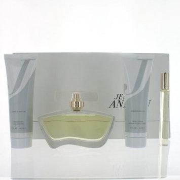 Jennifer Aniston Set-Eau De Parfum Spray 2.9 Oz & Body Lotion 3 Oz & S