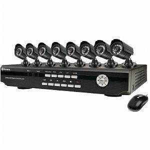 Swann 8CH DVR w/8 CCD Cameras