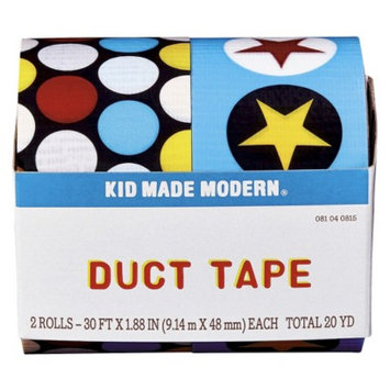 Kid Made Modern 2pk Washi Skinny Duct Tape