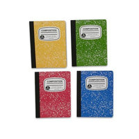 4 Season 4 Pack Assorted 100-Sheet Wide-Ruled Composition Books