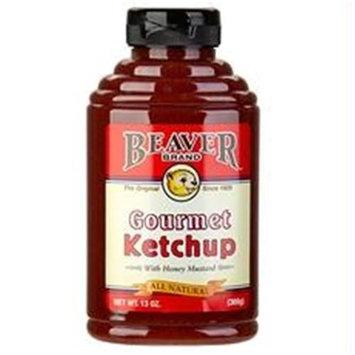Beaver Brand Beaver B79461 Beaver Gourmet Ketchup -6x13oz