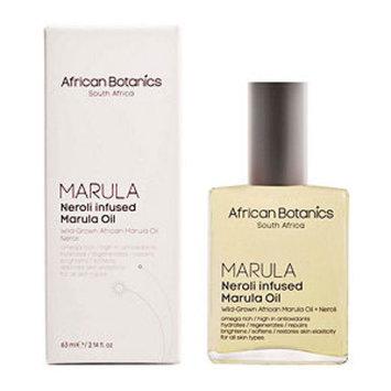 African Botanics Marula Neroli Infused Oil
