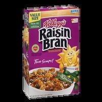 Kellogg's Raisin Bran Cereal