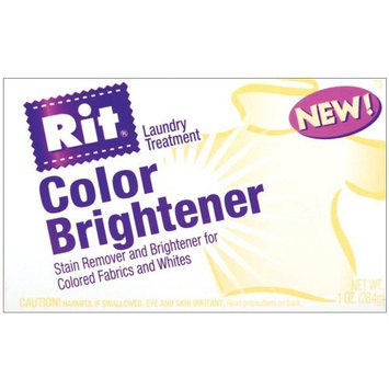 Rit Dye Powder-color Brightener 1 Ounce