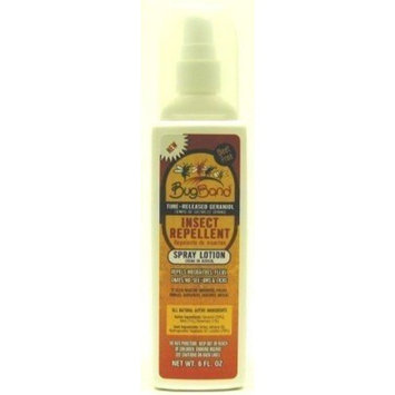 Bug Band Bugband Insect Repellant Lotion Spray 6 oz. Deet Free