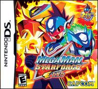 Capcom Mega Man Star Force Leo