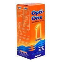Opti-One No Rub Multi-Purpose Solution for Soft Contact Lenses, 12 fl oz