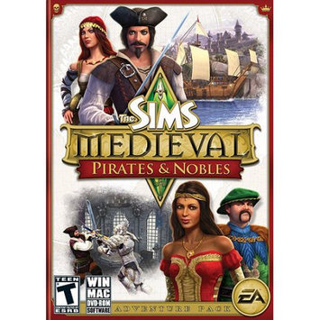 Electronic Arts Sims Medieval: Pirates & Nobles (PC Games)