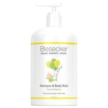 Hello Baby Shampoo & Body Wash Biesecker 16 oz Liquid