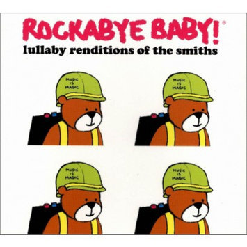 Baby Rock Records Various - Rockabye Baby! Lullaby Renditions Of The Smiths