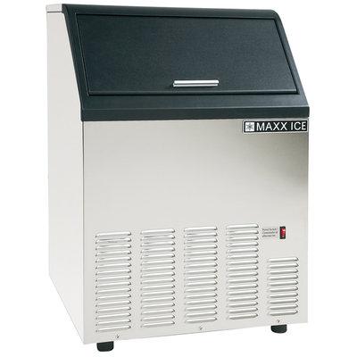 Maxx Ice MAXX ICE 100lb Ice Maker Stainless steel
