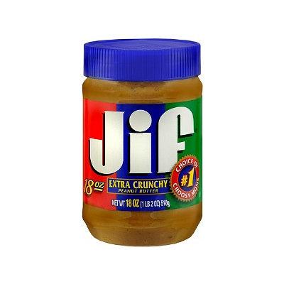 Jif Extra Crunchy Peanut Butter Spread