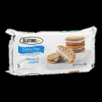 Glutino Gluten Free Vanilla Creme Cookies