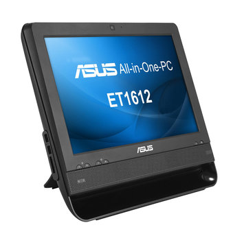 ASUS SYNX3492545 - Asus ET1612IUTS-B004E All-in-One Computer - Intel Celeron 847 1.10 GHz - Desktop - Black