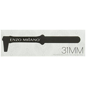 Enzo Milano Classic Series curling Irons, 31 mm