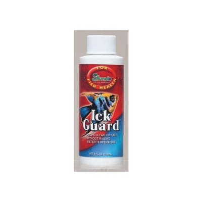 Jungle NL044-4 Ick Guard Liquid, 4-Ounce, 118-ml
