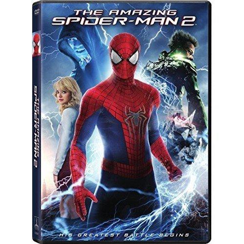 The Amazing Spider-Man 2 (DVD/UltraViolet)