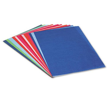 Pacon Spectra Art Tissue, 12 x 18, 10 Assorted Colors, 50 Sheets/Pack