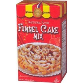 Fun Pack Foods Xcell Funnel Cake Mix