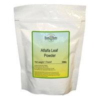 Alternative Health & Herbs Remedies Alfalfa Leaf Powder, 1-Pound Bag