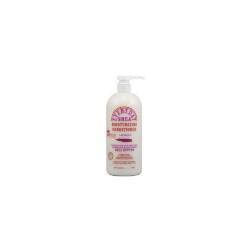 Alaffia- EveryDay Shea- Moisturizing Shea Butter Conditioner, Lavender- 32 oz (FFP)