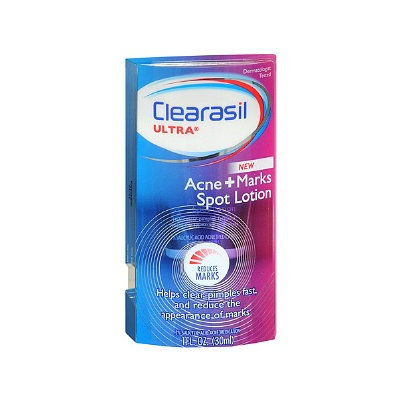 CLEARASIL® Ultra Acne + Marks Spot Lotion