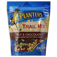 Planters Trail Mix, Nut and Chocolate, 19 OZ (Pack of 6)