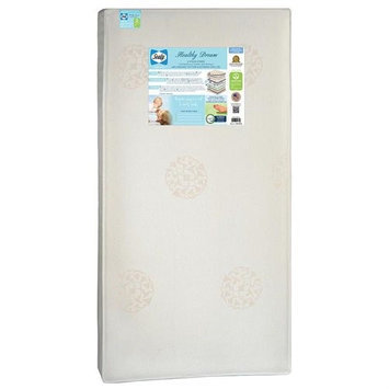 Kolcraft Sealy Healthy Dream Organic Cotton Cool Gel Crib and Toddler Mattress